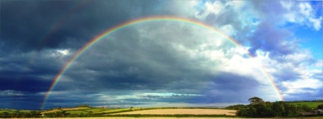 Regenbogenbrücke. Bildquelle: Pixabay